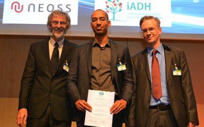 Dr. Nettey-Marbell erhält Auszeichnung beim BDO Jahreskongress